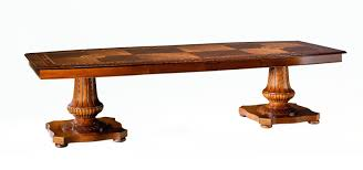 expensive wood dining tables. Dining Tables 12 Luxury Extending Table. Exquisite Marquetry Expensive Wood