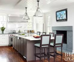 Kitchen Accent Colors kitchen color ideas freshome. this cottage kitchen  has a lovely