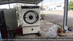 MÁY SẤY CÔNG NGHIỆP Yamamoto 16kg sấy 2 chăn to một mẻ thích hợp cho Tiệm  Giặt MỚI MỞ !! - YouTube