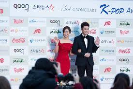 Snsd Gaon Chart Kpop Awards 2014 Red Carpet