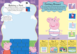 peppa pig peppa and george s wipe clean activity book amazon co uk ladybird 9781409308621 books