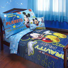 Mickey Mouse Bedroom Decorations Remarkable Home Bedding Children Room Decor Expressing Pleasurable