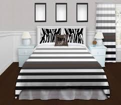 Modern teen bedding Whiteanimalprintduvet Aaronjosephco Tiger Print Bedding In White Modern Teen Bedding With High Heel And