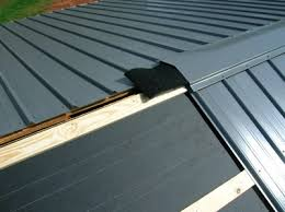 how to put up a metal roof and villa karsinnat how to install steel roofing14
