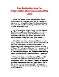 scrooge a christmas carol gcse english marked by teachers com  charles dickens · a christmas carol page 1 zoom in