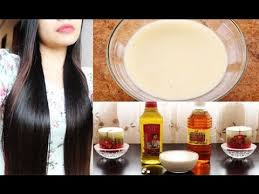 diy hair mask for frizzy dry and damage