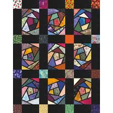 crazy+quilt | Home » Crazy Stained Glass Quilt Pattern | So now I ... & Crazy quilting Adamdwight.com