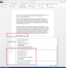 Spelling And Grammar In Word 2013 Marking Highlights Do Not