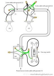 2 lights 1 switch wiring diagram 2 Switches 1 Light Wiring Diagram 1 switch 2 lights wiring diagram 1 inspiring automotive wiring wiring diagram for 2 switches and 1 light