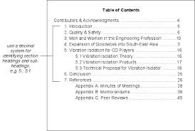 Technical report writing studylib net Examples