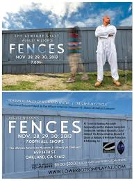 the importance of wilson to american theater a nzinga s blog fences web both sides