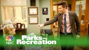 parks and recreation anniversary gift exchange highlight