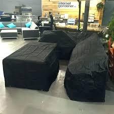 black garden furniture covers. Homebase Garden Furniture Covers Full Image For Rattan Black Corner Dining Cover