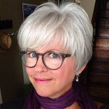 90 Classy and Simple Short Hairstyles for Women over 50 | Hair styles for  women over 50, Thin fine hair, Short haircut styles