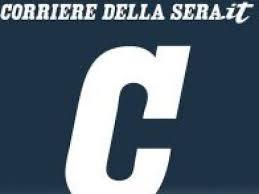 Risultati immagini per corriere della sera logo