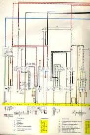 i'm looking for a color coded wiring diagram for a 1973 vw type 3 1968 vw beetle wiring diagram at Vw Type 3 Wiring Diagram