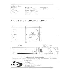 diagram typical bathtub drain ideas