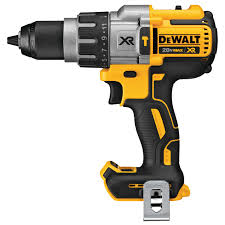 20v Max Xr Brushless Cordless 3 Speed Hammer Drill Driver Tool Only