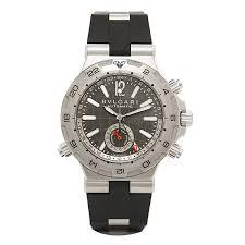 brand shop axes rakuten global market bvlgari watches mens bvlgari watches mens bvlgari dp42c14svdgmt diagonoprofectional s automatic watch watch black silver