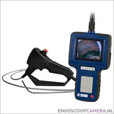 Pce Ve 370hr Video Endoscoop Beweegbare Camera Kop 4 Richtingen Licht Boost 1m