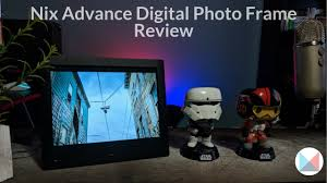 nix advance digital photoframe review