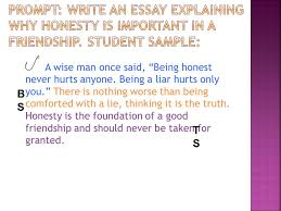 how to write a memorable piece  the purpose of an introduction  a wise man once said being honest never hurts anyone
