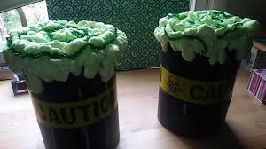 Beer Box Decorations Slime party decorations part 100DIY photo prop cupcake holder 62