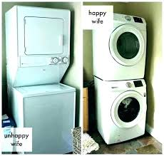 best stackable washer and dryer. Contemporary Dryer Best Stackable Washer Dryer Combo Large Capacity And   Intended Best Stackable Washer And Dryer Y