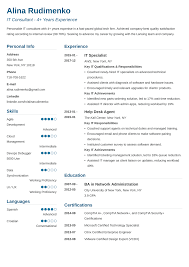 Resume Coloring It Resume Sample Complete Writing Guide