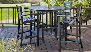 height cover round outside table childrens outdoor metal bar furniture set folding asda cov top and