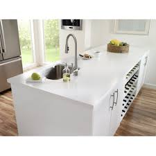 gma02 100 pure white acrylic solid surface countertop for kitchen