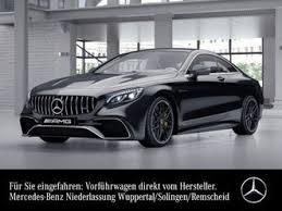 Découvrez la berline s 65 amg 2020. Mercedes Classe S S 65 Amg Coupe Carbon Led Swarowski Keramik Hud Used The Parking