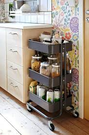 ikea kitchen storage solutions even more uses for the beloved cart ikea kitchen cupboard storage ideas