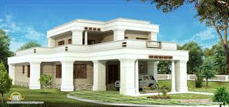 double story square home design sq ft kerala home design home design ...