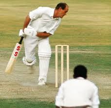 ask steven four six fors in a test and the highest last wicket during a 27 year test career brian close was more out of the side than in it copy getty images