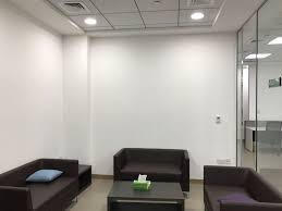 office lighting solutions. PREMIUM OFFICE LIGHTING SOLUTIONS WITH LUMIBRIGHT LUMINAIRES AT DEWA ACADEM Office Lighting Solutions