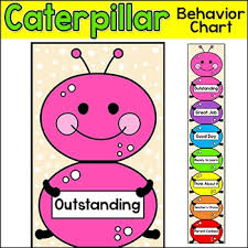 Personal Behavior Clip Chart Worksheets Teaching Resources