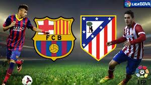 Барселона - Атлетико Мадрид 2:1 Лионель Месси, Луис Суарес, Коке Barselona  vs Atletiko Madrid - YouTube