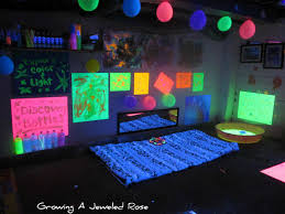 Light Decoration For Bedroom 54 Fabulous Black Light Party Decoration Ideas Tylersweather