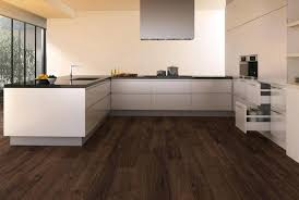 dark wood floor kitchen white gloss acrylic kitchen cabinets with subway dark wood floor also calm