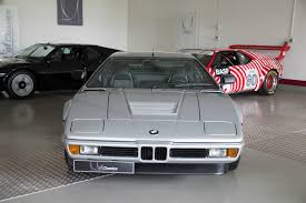 Coupe Series 1981 bmw m1 price : Polaris Silver 1981 BMW M1 Available for Sale, Dealer Asks ...