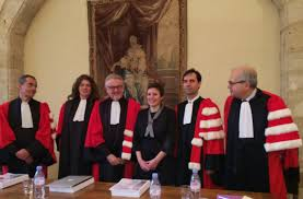 PhD studies in human rights  December          December at the Universit   de Montpellier I  The thesis examined the interaction between international human rights law and international criminal law