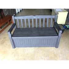 keter eden 70 gallon storage bench storge ll wether plstic seting storge keter eden 70 gal