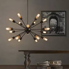 modern industrial lighting. Vintage Pendant Lights Rope Edison Bulb Lamp Modern Fixtures Lighting Led Industrial Iron Pipe Antique Light -in From \u0026 On