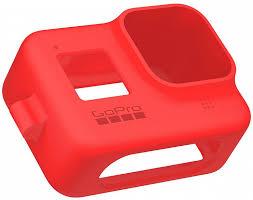 Купить <b>Чехол для камеры GoPro</b> HERO8, силикон, красный ...
