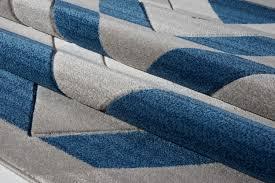 metrotown area rug grey blue metrotown area rug geometric grey area rug