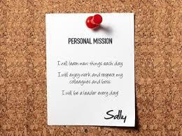 Student mission statement