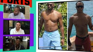 Battle Of The Dad Bods: Kobe Bryant Vs. Tiger Woods