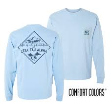 Comfort Colors Crewneck Sweatshirt Size Chart Coolmine