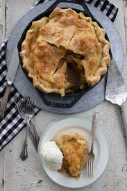 A delicious holiday tradition for anyday! Traeger Grills Apple Pie A Bountiful Kitchen